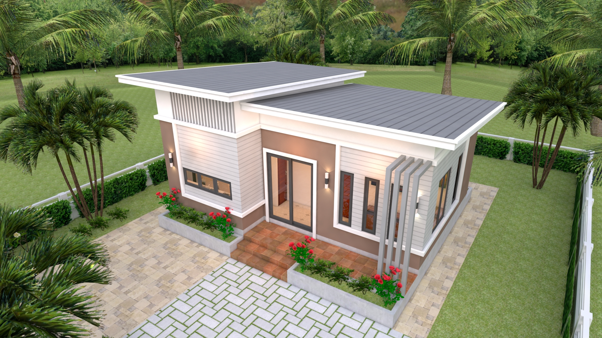 Tiny Home Layouts 8x6 Meter 26x20 Feet 2 Beds 4