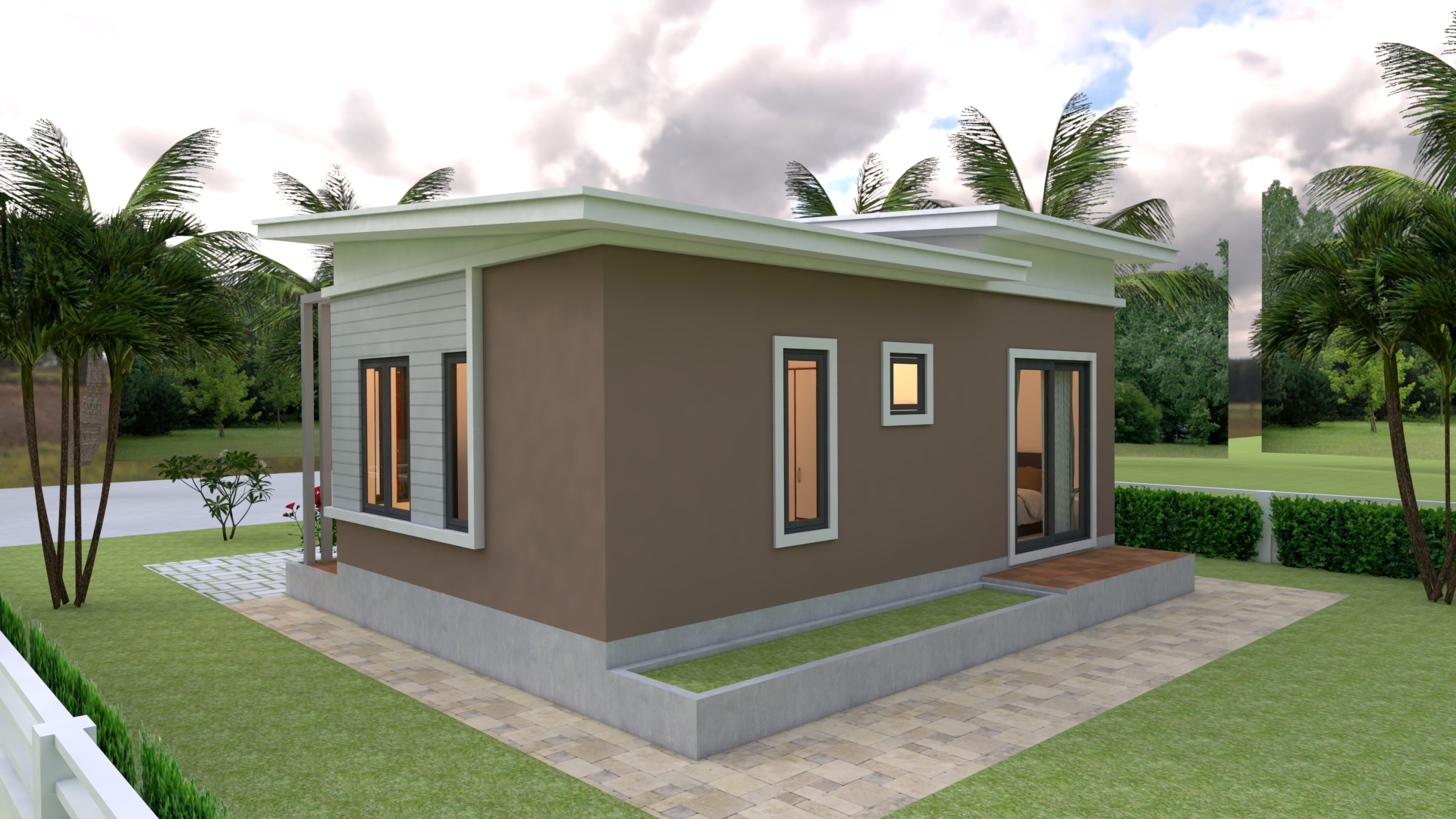 Tiny Home Layouts 8x6 Meter 26x20 Feet 2 Beds 5
