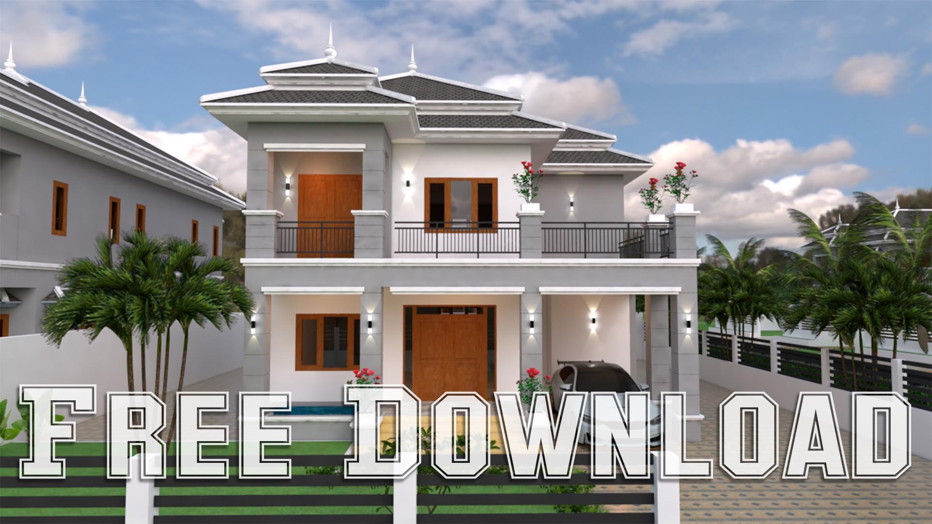 House plans 10x14M 35x48F