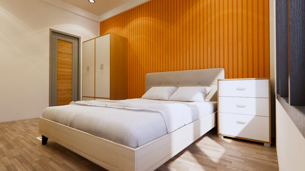 House Plans 13x7.5 Meter 43x25 Feet 3 Beds Master Bedroom 3