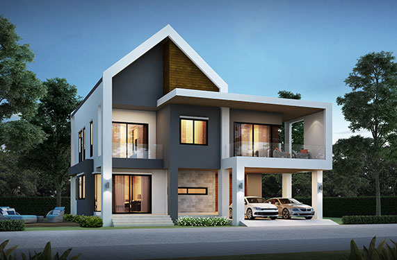 House Plan Plot 17x18 with 4 Bedrooms