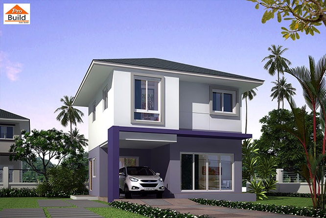 House Plans 7x6.8 with 3 Beds